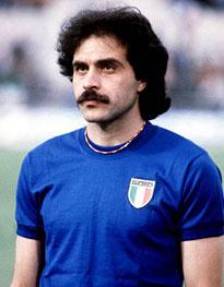 Franco Causio in nazionale
